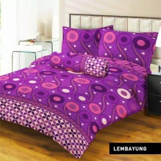 Jual Sprei Lady Rose 160X200 Lembayung Lady Rose