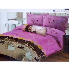 Isthana Collection Sprei Lady Rose 180x200 Love in Paris