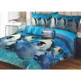 Jual Sprei Lady Rose 180X200 Penguin Online Di Indonesia