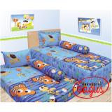 Spesifikasi Sprei Lady Rose 2In1 Nemo