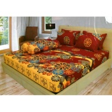 Jual Sprei Lady Rose Disperse 180 Bantal 4 Monolog Berkualitas Antik