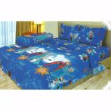 Review Sprei Lady Rose King 180 X 200 Frozen Di Indonesia