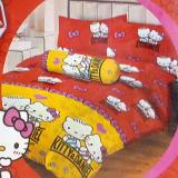 Diskon Sprei Lady Rose King 180 X 200 Kitty Daniel Red