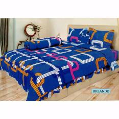 Jual Sprei Lady Rose King 180 X 200 Orlando Branded