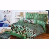 Jual Sprei Lady Rose King 180 X 200 Oscar Ori