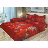 Diskon Sprei Lady Rose King 180 X 200 Velvet Lady Rose