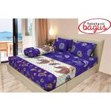 Jual Sprei Lady Rose King B2 Indigo Original