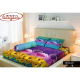 Harga Sprei Lady Rose King B2 Swan Lake New