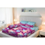 Sprei Lady Rose King Bantal 2 180X200 Essly Lady Rose Diskon