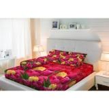 Miliki Segera Sprei Lady Rose King Bantal 2 180X200 Eva