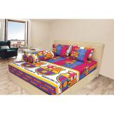 Diskon Sprei Lady Rose King Bantal 2 180X200 Fc Barcelona