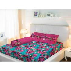 Spesifikasi Sprei Lady Rose King Bantal 2 180X200 Femina Online
