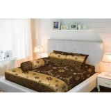 Sprei Lady Rose King Bantal 2 180X200 Hazel Asli