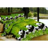 Jual Sprei Lady Rose No 1 180 X 200 King Size Motif Panda Indonesia