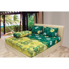 Jual Sprei Lady Rose Queen Bantal 2 160X200 Borneo Lady Rose Online