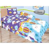 Sprei Lady Rose Single 120 Cloud Diskon Jawa Barat