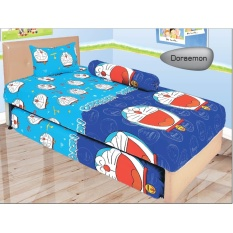 Sprei Lady Rose single 120 doraemon