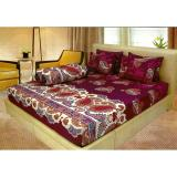 Harga Sprei Lady Rose Single Uk 120X200 Motif Marbela Yang Murah
