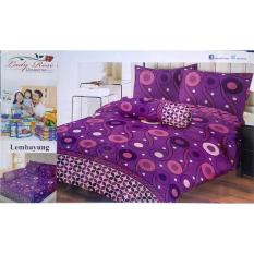 Model Sprei Lady Rose Terlaris Single 120 Motif Lembayung Terbaru