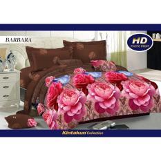 Ulasan Lengkap Sprei Luxury Barbara Kintakun 180X200