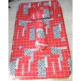 Promo Sprei Motif Merah 100X200 Sabrina Collection
