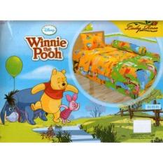 sprei murah Bedcover Lady Rose Disperse 120 - Winnie the Pooh