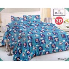 sprei murah Bedcover Romeo  (tanpa sprei) - Doraemon