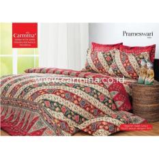 sprei murah Bedcover Batik Carmina - Prameswari ukuran 180x200