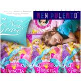 Review Sprei New Pulento Microtencel Motif Anak 120 X 200 New