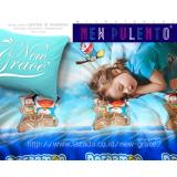 Harga Sprei New Pulento Microtencel Motif Anak 180 X 200 New Original