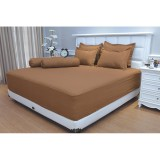 Tips Beli Sprei Vallery Quincy Single 120X200 Coffee Yang Bagus
