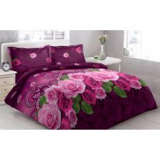 Sprei Vito Disperse Chrysant Flower Plat King 4 Bantal 180x200x20 3DIDR106000. Rp 106.000