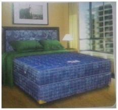 Spring Bed Murah Satu Set Uk 120 Jabodetabek