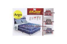 Springbed Gajah Argo Regza (set 160x200cm)