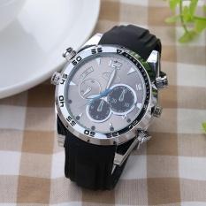 Spy Wrist Watch 1080 P 8 GB Video Penglihatan Malam Infrared Camcorder Kamera Tersembunyi-Intl