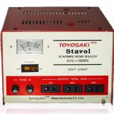 Harga Stabilizer 1000 Watt Toyosaki Svc 1000N Baru