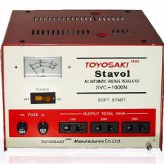 Diskon Stabilizer 1000 Watt Toyosaki Svc 1000N Branded