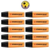 Jual Stabilo Boss Original Set 10 Orange Branded