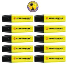 Jual Stabilo Boss Original Set 10 Yellow Stabilo Murah