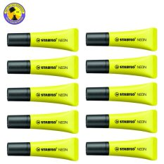 Beli Stabilo Neon Set 10 Yellow Lengkap