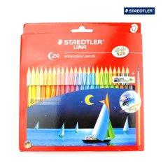 Spesifikasi Staedtler Luna 24 Watercoloured Pensils Pensil Warna Merk Staedtler