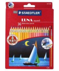 Review Pada Staedtler Luna Watercolour Pencils Isi 36 Warna
