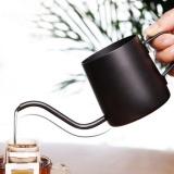 Katalog Stainless Steel Tangan Punch Pot Teko Cokelat Kehitaman Terbaru
