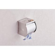 Look Tissue Roll Holder Stainless Steel Tempat Tissue Gulung Silver Source Stainless Steel .
