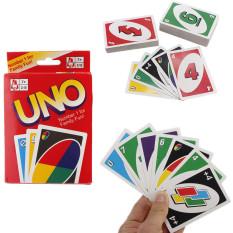 Toko Standar Uno Permainan Kartu Keluarga Teman Anak 108 Bermain Menyenangkan Diterima Internasional Online Terpercaya