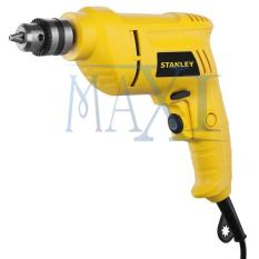 MAXITOOLS - Stanley 10 mm Rotary Drill - Mesin Bor Tangan 10 mm - STEL 101