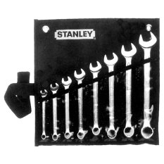 Harga Stanley Set Kunci Pas Isi 8 Original