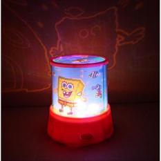 Spesifikasi Star Master Lampu Hias Kamar Tidur Master Projector Lamp Spongebob