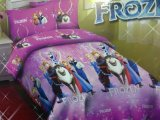 Jual Star Pretty Sprei Frozen 120X200X20 Pink Star Pretty Online