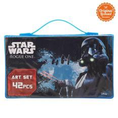 Review Pada Star Wars Rogue One Art Set 42 Pcs